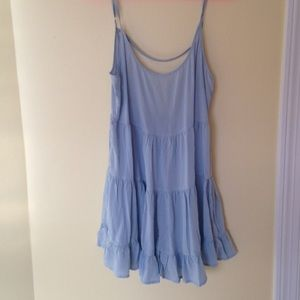 Brandy Melville baby blue jada dress